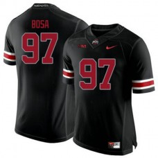 Youth Joey Bosa Ohio State Buckeyes #97 Limited Black College Football Jersey