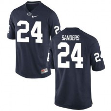 Mens Mike Gesicki Penn State Nittany Lions #24 New Style Authentic Navy Colleage Football Jersey