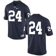 Mens Mike Gesicki Penn State Nittany Lions #24 New Style Game Navy Colleage Football Jersey No Name